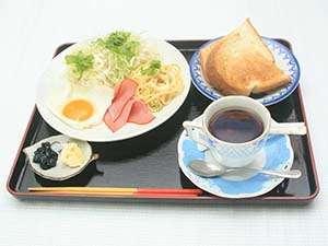 普段の朝食
