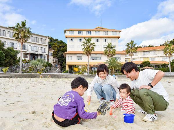 【海辺のホテルはな】親子力を磨く、島旅の休日~体験と思い出をたくさんつくれる宿~
