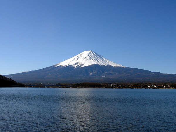 世界文化遺産に登録されました!今『富士山』が熱い( ̄ー ̄)b河口湖まで車で30分程度でアクセス便利♪