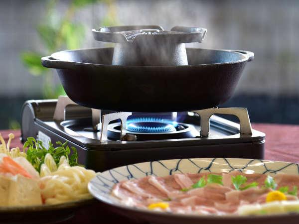 ワイントンの焼きしゃぶ食べ放題コース