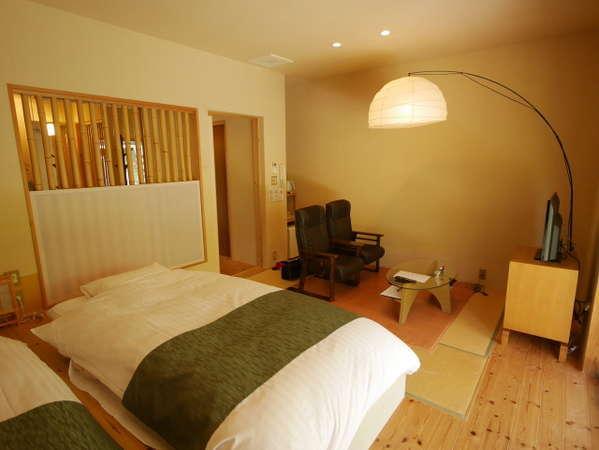 お部屋【タイプB】和テイストのお部屋で心和む清潔感あふれるお部屋です。