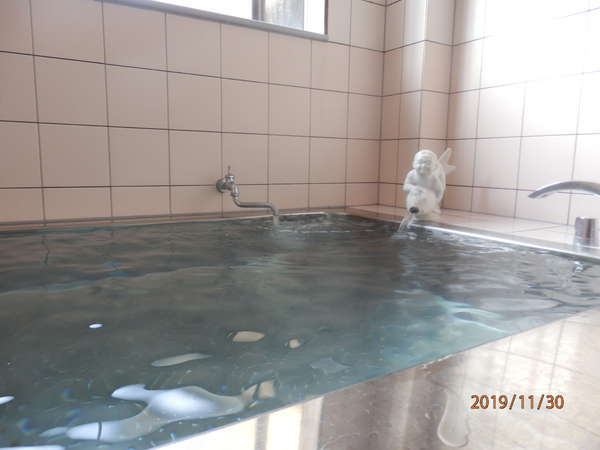 女風呂(掛け流し風呂)