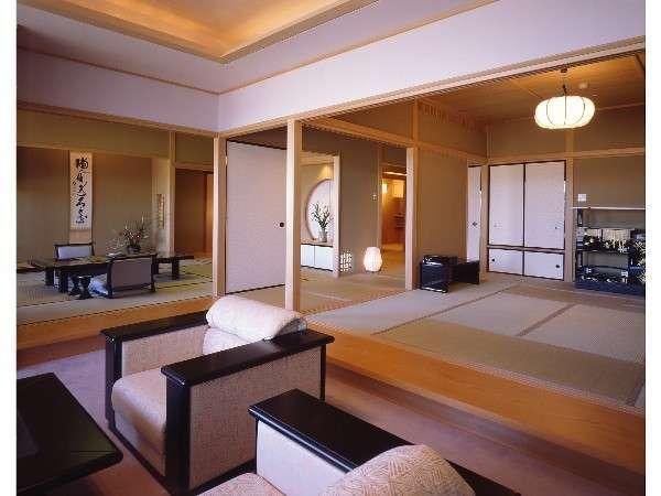 著名人も宿泊された上品な貴賓室もございます。