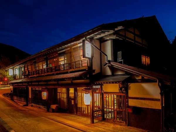 白川郷の夜は本当に静かです。