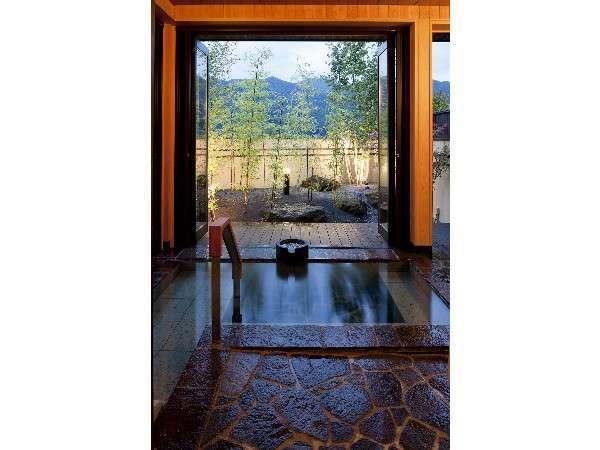 貸切風呂「竹風の湯」