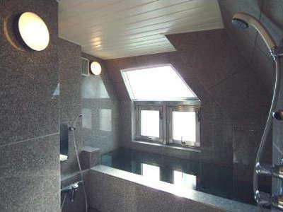 10階の男性浴場