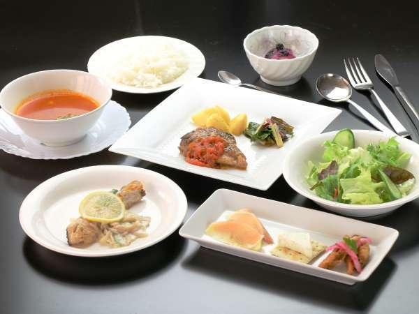 洋食【夕食一例】