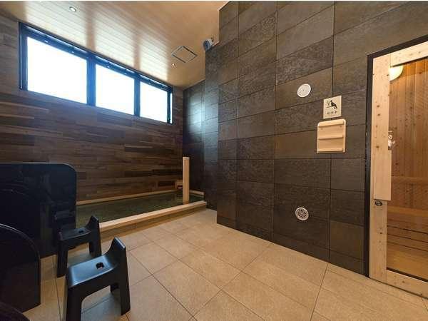 1F 男性浴場人工温泉 準天然 光明石温泉