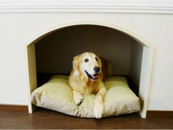 フォレストステージの愛犬用ベッド