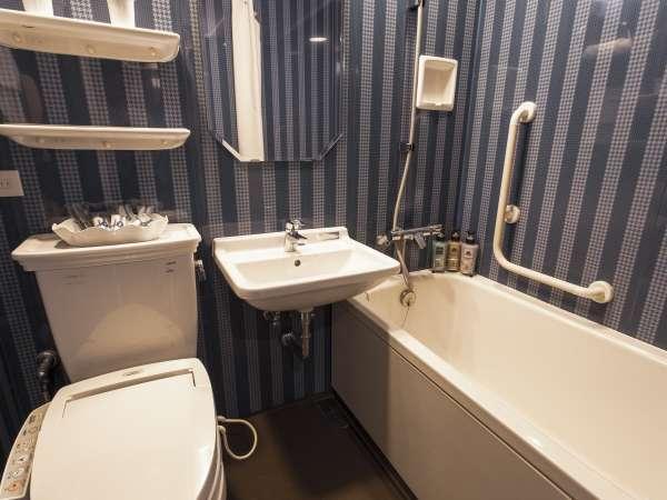 【客室】バスルーム