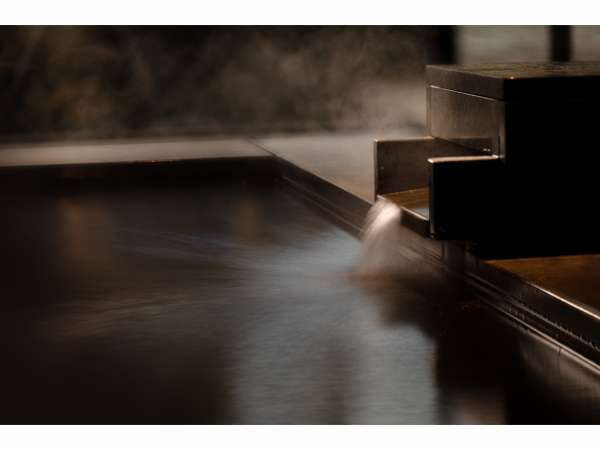 定山渓の恵、上質の温泉には美肌効果も。