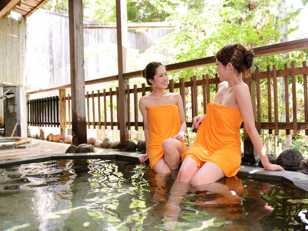 本館 大浴場「一の湯」露天