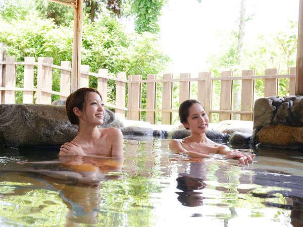 露天風呂「四季の湯」(イメージ)