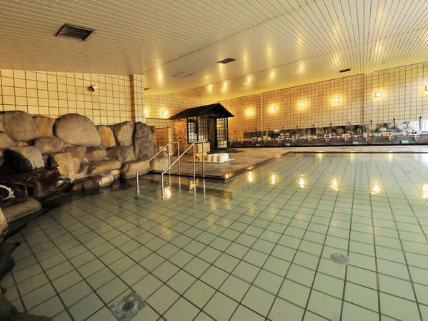 本館 大浴場「一の湯」