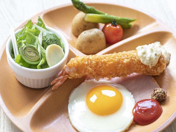 ◆洋菜コンビネーションプレート(イメージ)