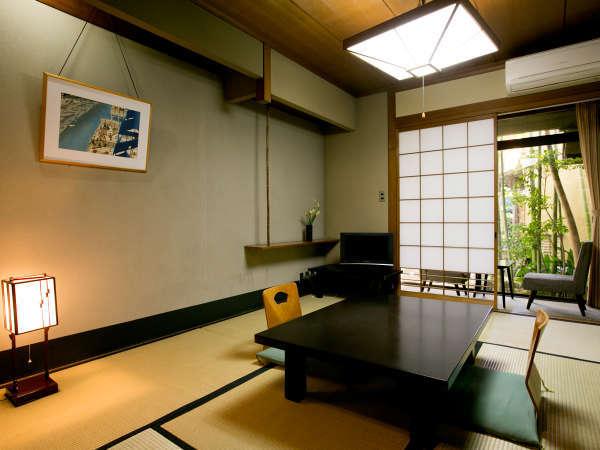 和室7.5~8畳(例)◆カップルやお友達とのごに★静かにお過ごし頂けます。※各部屋造りが異なります