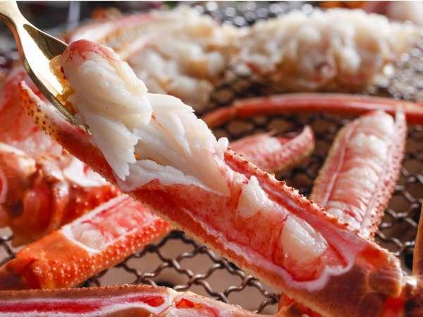 """""""幻""""と呼ばれる究極の高級蟹★間人蟹を焼きガニで香ばしく"""