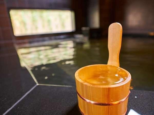 天然温泉「浮城の湯」男女別で15:00~翌朝9:30まで夜通しお入りいただけます♪
