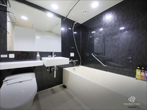 浴室 ユニットバス(ハリウッドツインルーム)