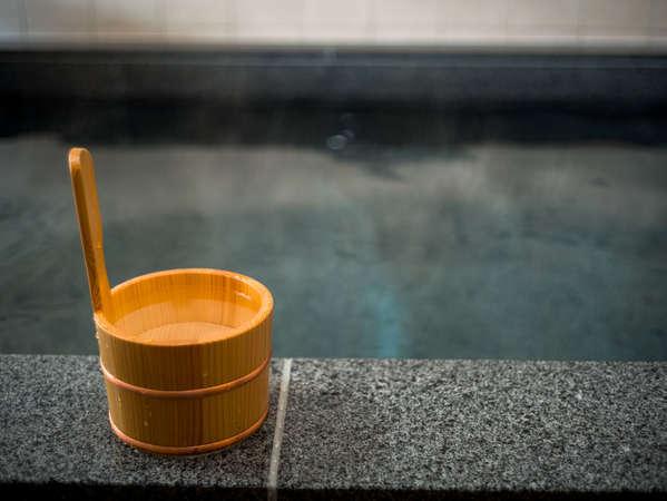 ◆男性天然温泉「宍道湖 千鳥の湯」