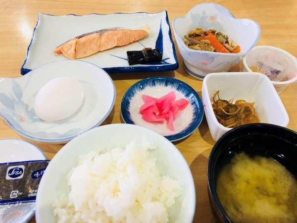 ご朝食写真(一例)
