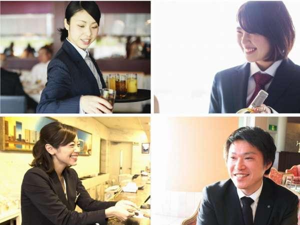 ホテル接客ポリシー【優しい心で・・・】