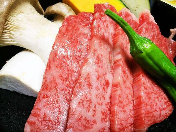 ★熊野牛の旨味をお楽しみ下さい!
