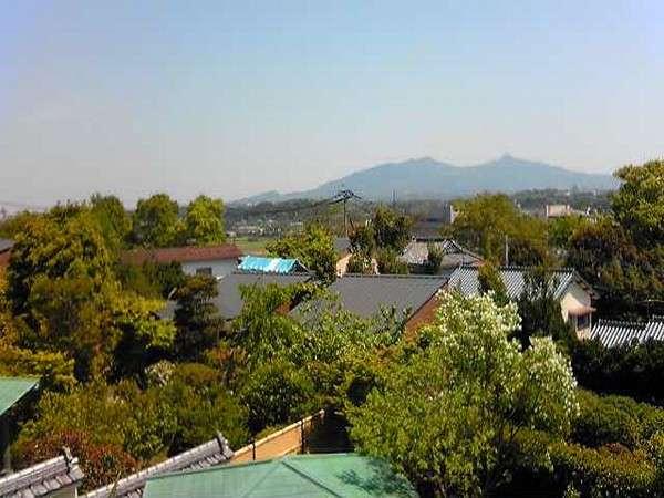 【景観】二階からの眺め、H21.04.23(木)
