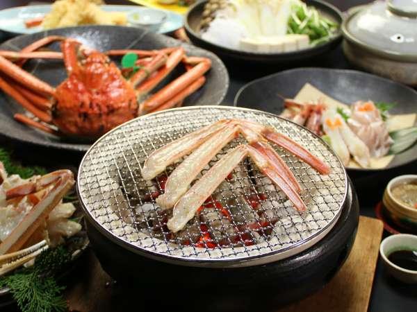 幻と評されるブランド蟹【間人蟹】をおひとり様【1.5杯】をお楽しみ頂ける間人蟹フルコースです