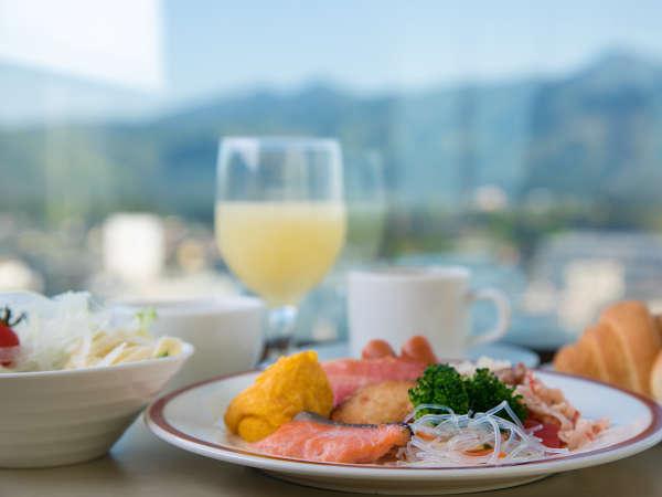 【朝食一例】1日の活力は健康的な食事から