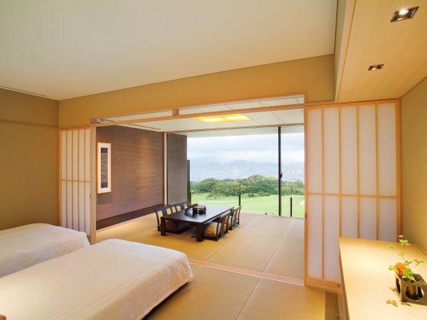 スーペリア和室66㎡(富士山側)