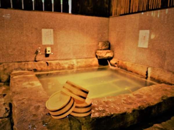 ☆【貸切家族風呂】トロトロ美人の湯をご堪能ください!