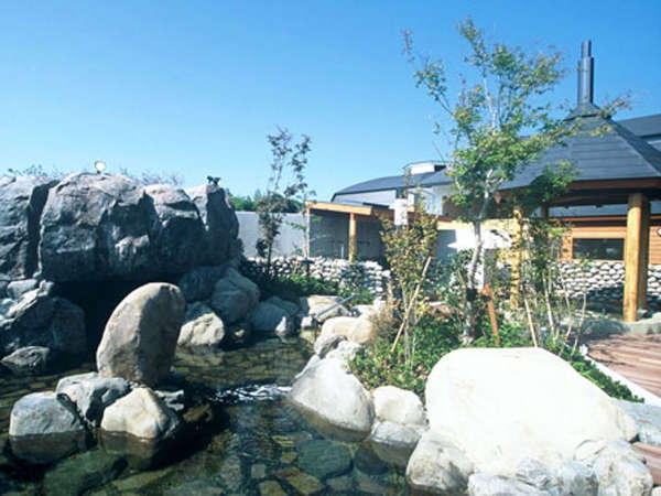 【天然温泉 はるのの湯】11種類の温泉やスパゾーン砂風呂を備えた四国最大の温泉総合ホテル