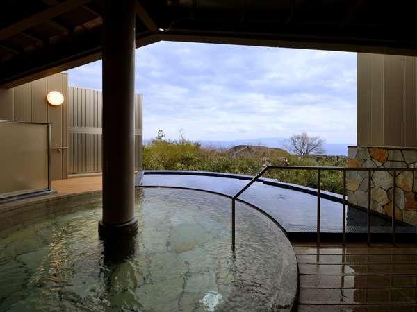 大浴場【満天の湯) 】露天風呂