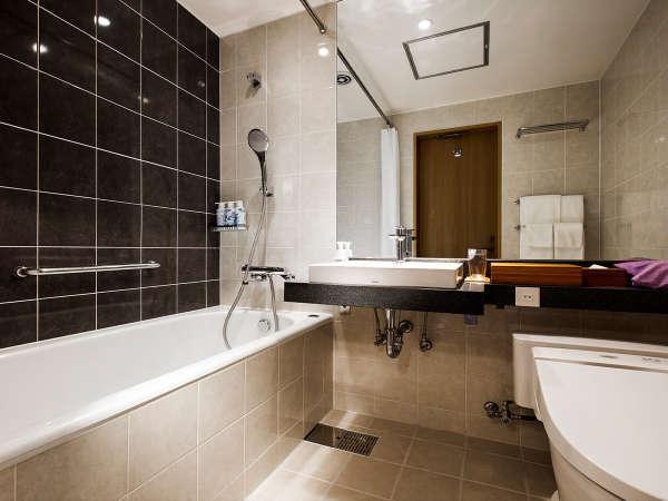 【レギュラーF】バスルーム(一例) 地下から汲み上げた天然水を使用