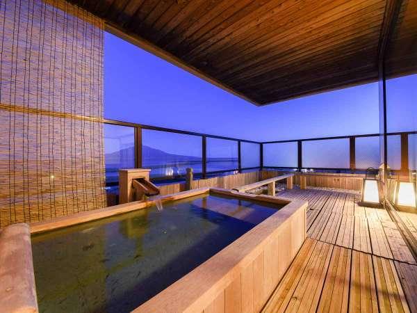 *【客室:一例】露天風呂付和室