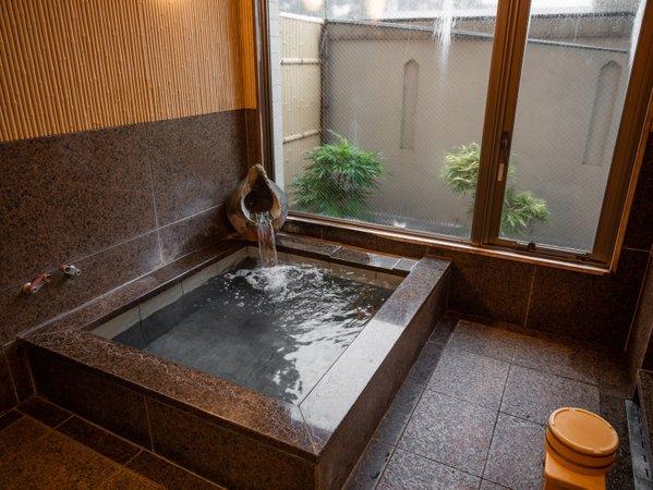 貸切風呂 (亀の湯)