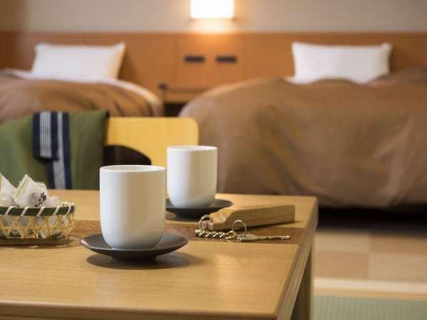 「こんな素敵なお部屋もあったんだ!」夫婦や家族でより良い時間を過ごすならぜひ和洋室で。