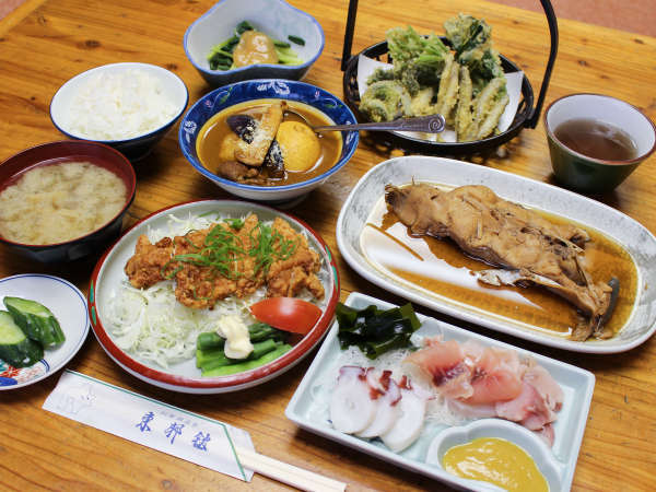 食事/夕食一例