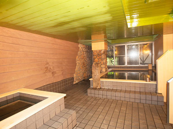 2020年5月リニューアル★男性大浴場