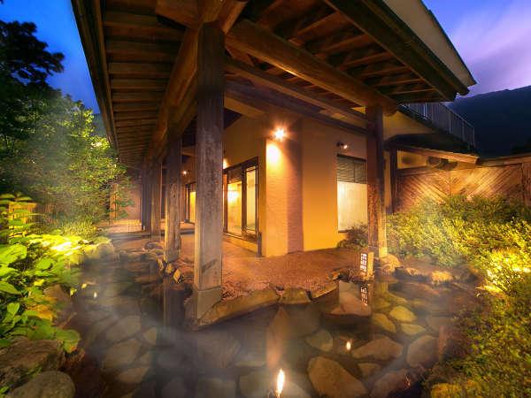 自然に囲まれた秘湯中の秘湯 【牧ノ戸温泉】。源泉掛け流しでご満喫ください