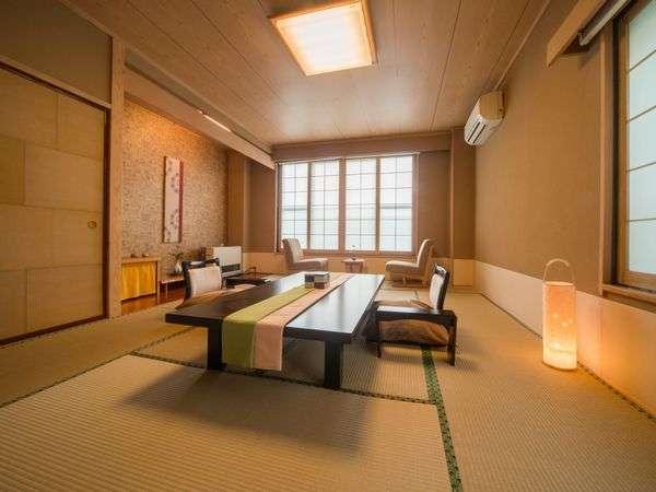 ゆっくりくつろげる【和室】女性に人気 小物もかわいい部屋。お部屋により多少異なります。06