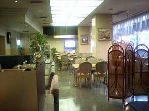ホテル1Fレストラン