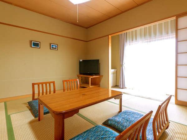 和室(30平米)はファミリーにおススメ!※お布団敷きはセルフとなります。