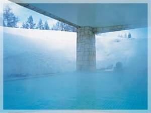 お風呂でゆったり♪西館宿泊者専用大風呂※温泉ではございません