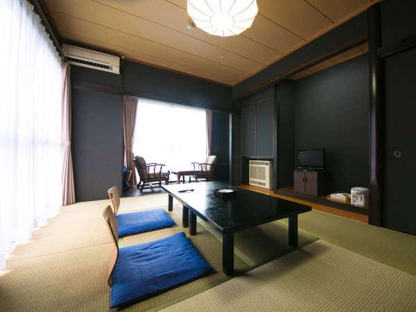 落ち着いた雰囲気の和室です☆(BT付き和室10畳タイプ)