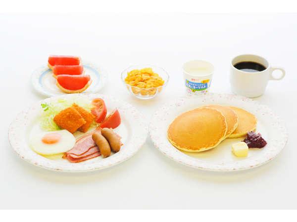 ☆好評☆ 和洋の朝食バイキング