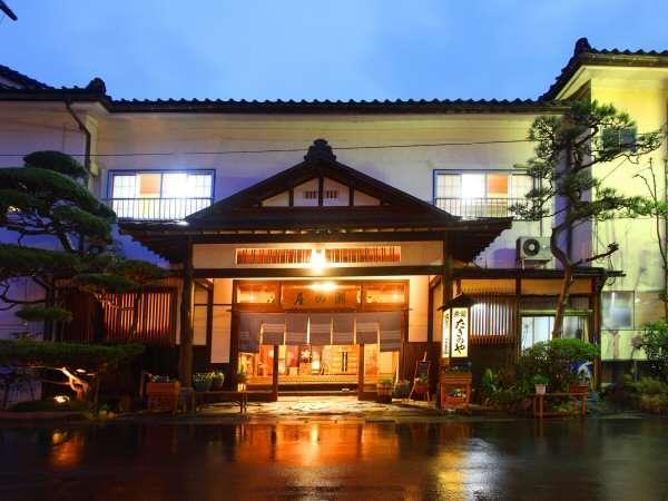 【瀧の屋】【部屋食or個室食事処確約】日本海の幸満載  温泉は24時間入浴可能