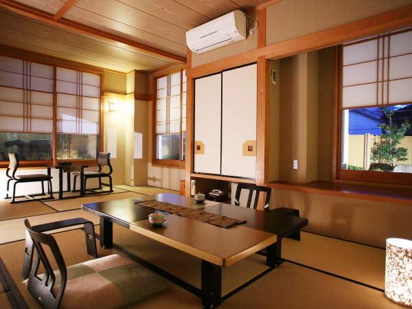客室「北浜」14.5畳(内広縁 2.5畳)