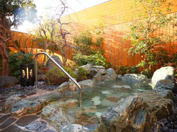 風月の湯野天風呂①